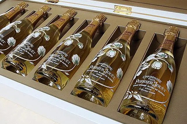 champán mas caro del mundo