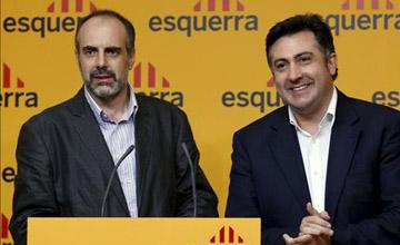 ERC pone en jaque a Montilla