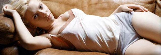 Hefner quiere a Scarlett y Angelina en 'Playboy'
