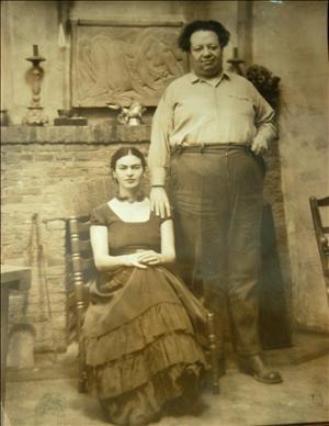 Diego y Frida se enamoraron durante su militancia comunista, asegura experto