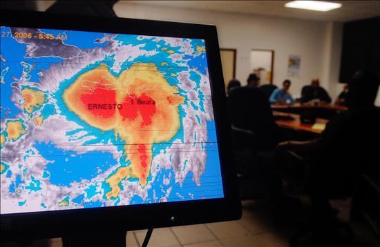 República Dominicana modifica la alerta de lluvias por el debilitamiento de una onda tropical