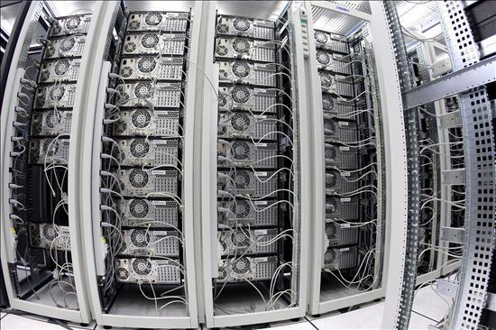 El CERN lanza la red electrónica mundial de su acelerador de particulas