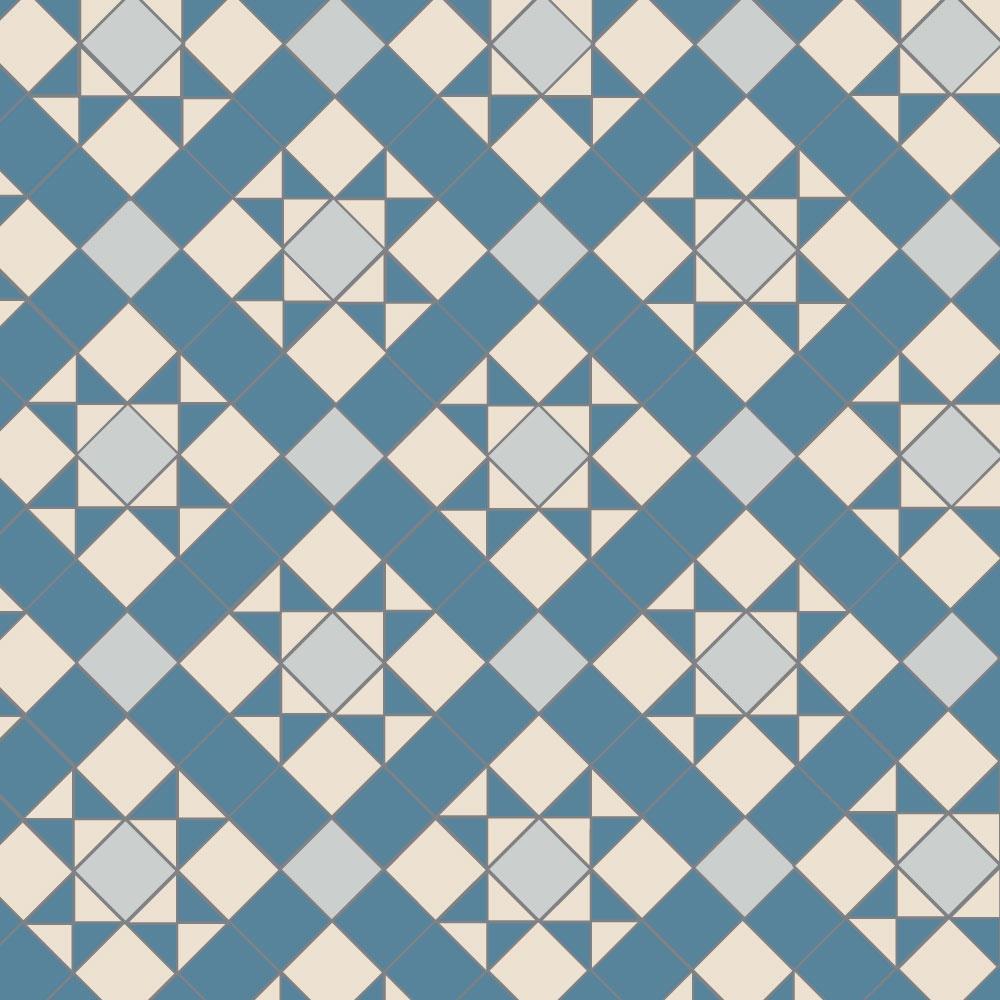 Carron Geometric Floor Tiles