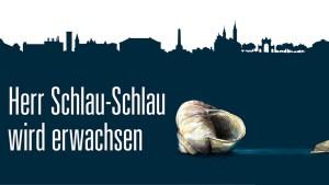Lesung: Herr Schlau Schlau wird erwachsen @ Wabe
