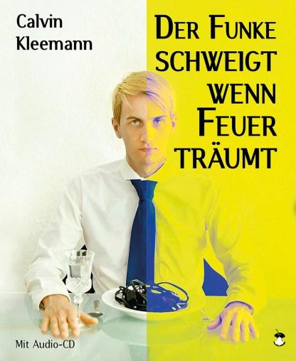 Der Funke schweigt, wenn Feuer träumt by Calvin Kleemann