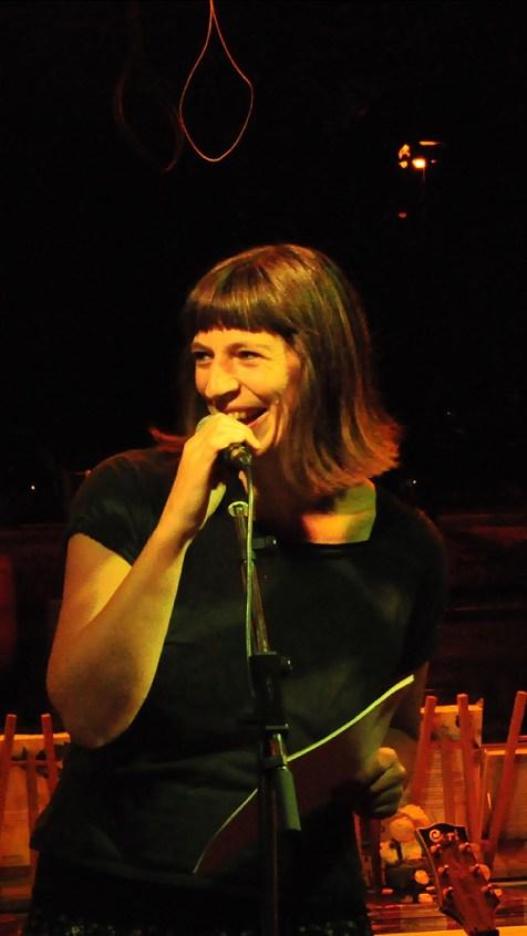 Viola Nordsieck @ Lange Nacht der Subkultur