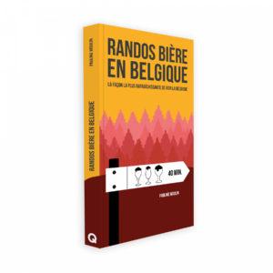 livre randos bière belgique