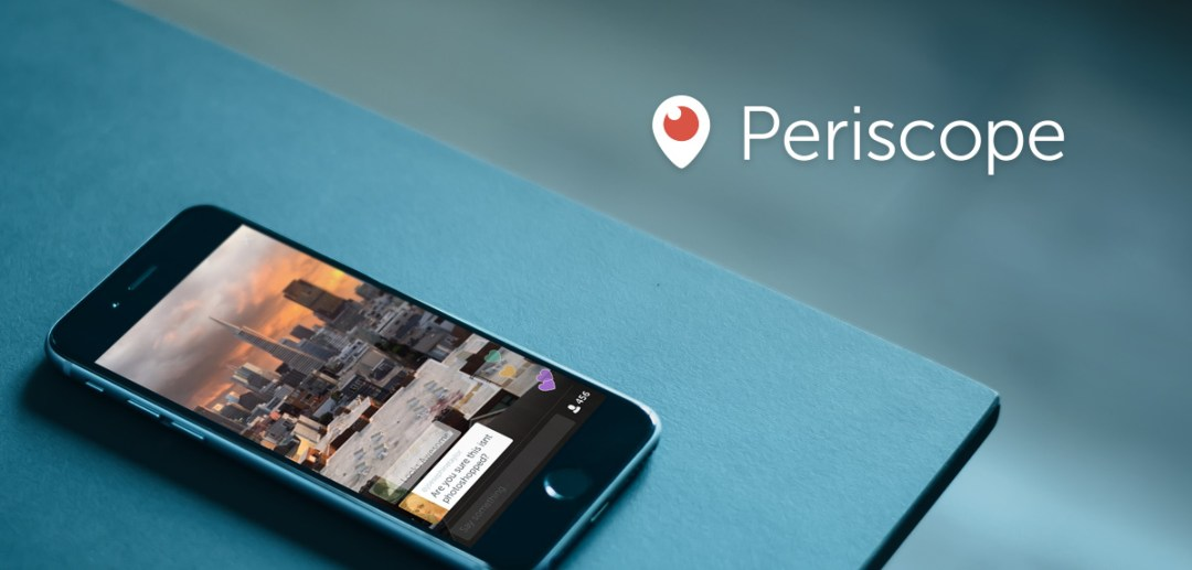 Periscope Best Apps of 2015