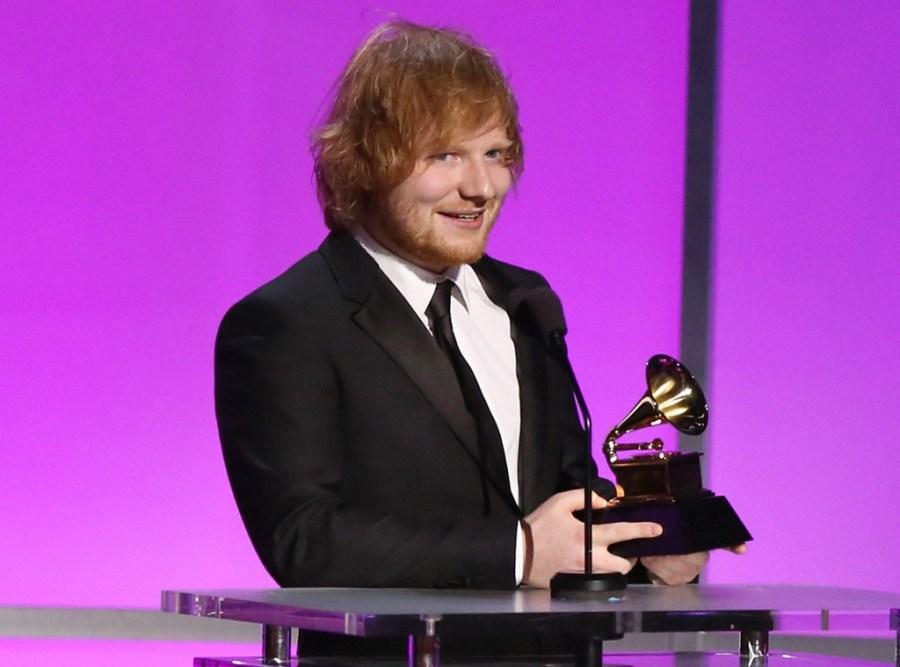 Ed-Sheeran-grammy-awards-winner