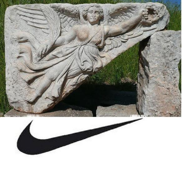 "¿Sabías que……………. Nike significa ""victoria"" en griego?"