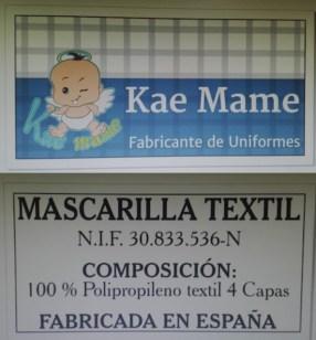 material sanitario hecho en España