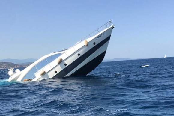 Damage for sinking