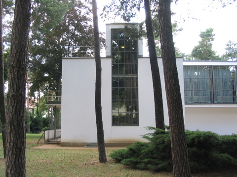Bauhaus home in Dessau