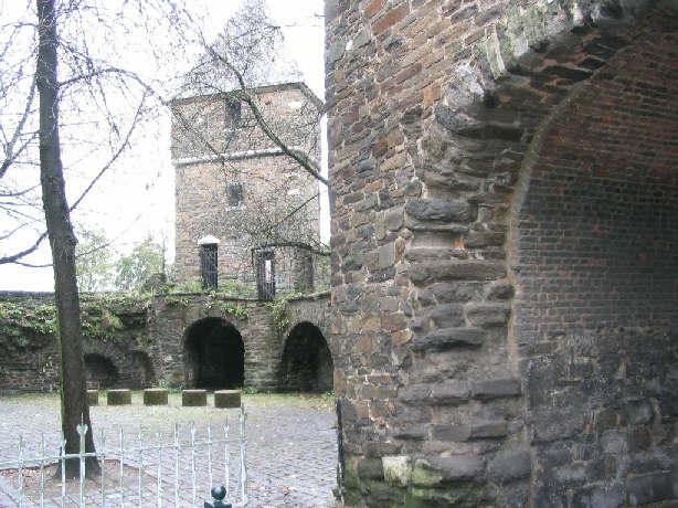 Maastricht walls