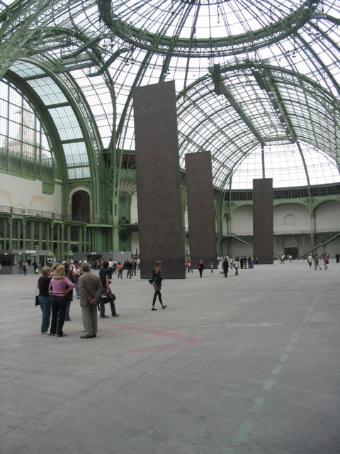 Richard Serra's Promenade