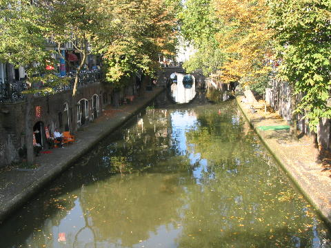 Oudegracht North