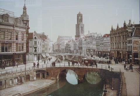 Utrecht Oudegracht (old)
