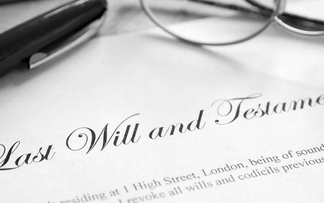 Quando è necessaria una perizia calligrafica su un testamento olografo falso?