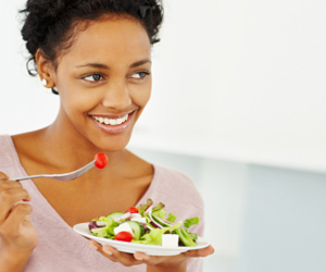 Women's History Month: Healthy Eating for Healthy Living