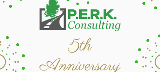 P.E.R.K. Consulting Celebrates Five Years