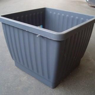 Vierkante bak (35 of 45 cm)