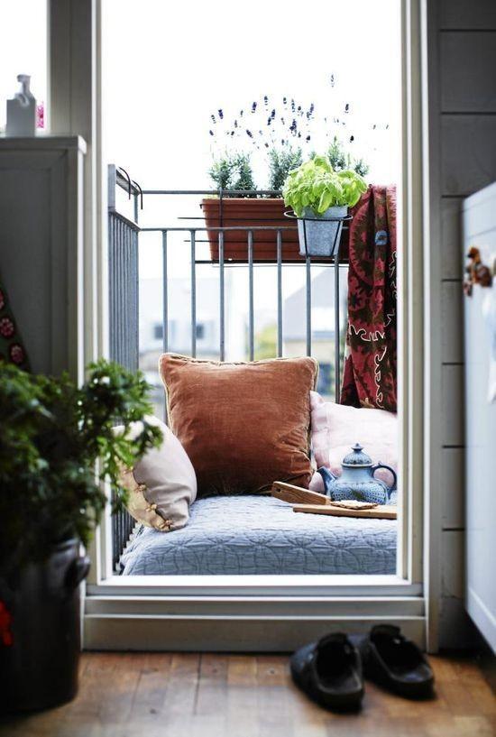 inspiración balcones