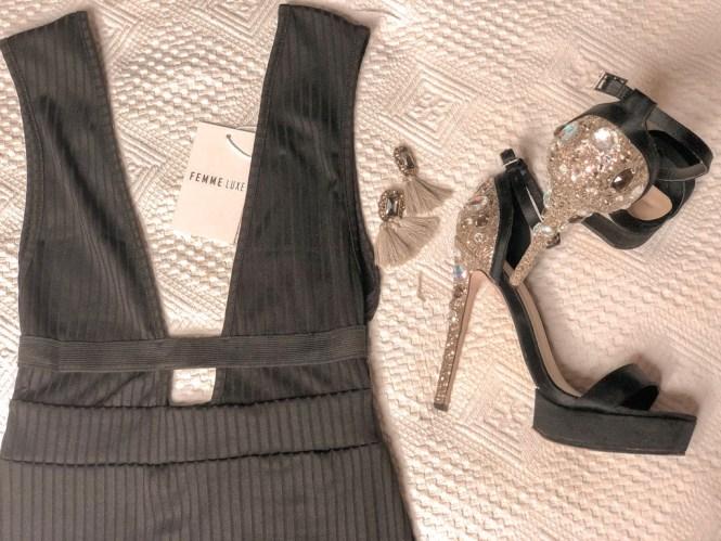 Vestido Femme Luxe