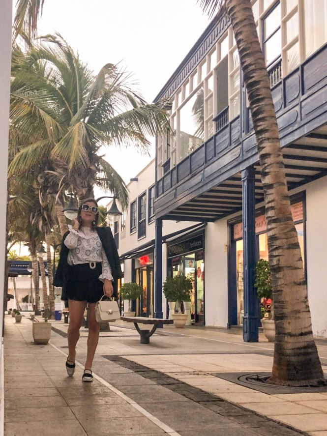 Paseo de la Moda Puerto Calero