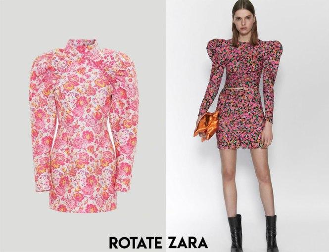 Rotate y su clon de Zara