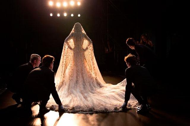 Vestido de novia Ralph & Russo