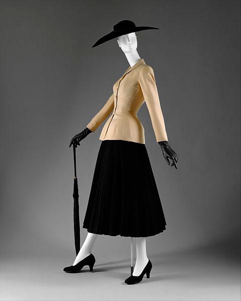 New look compuesto de Dior Bar Jacket