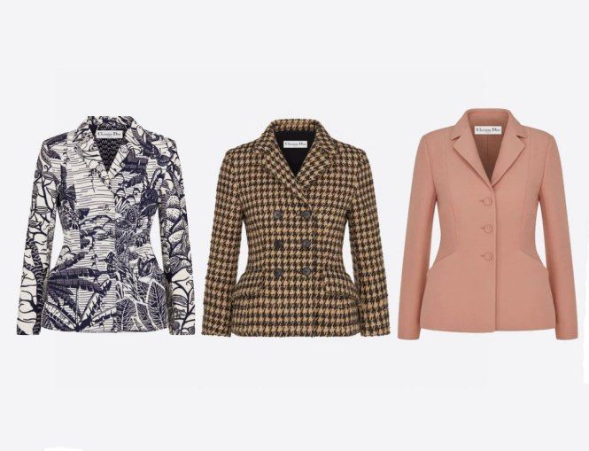 Dior Bar Jacket 2020