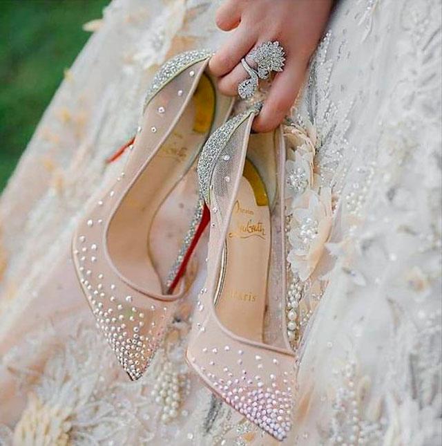 Zapatos Follie Strass de Christian Louboutin