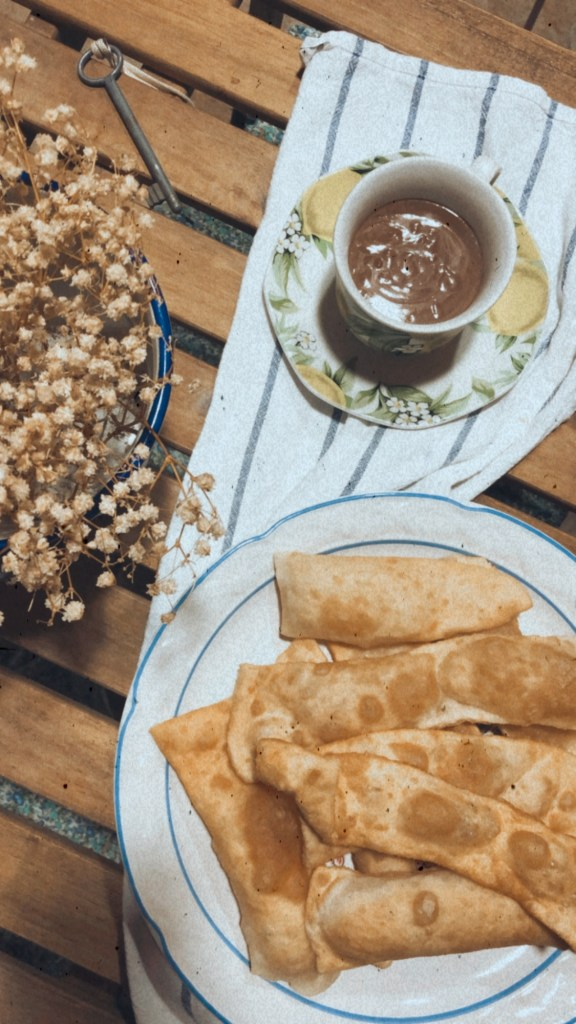 Recetas para la cuarentena: Sopaipas cordobesas