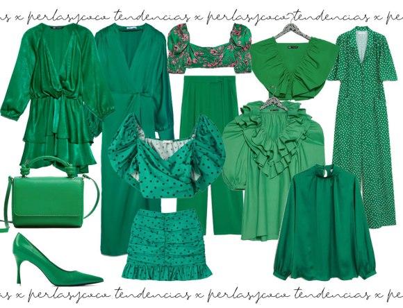 Tendencias SS20: Verde esperanza