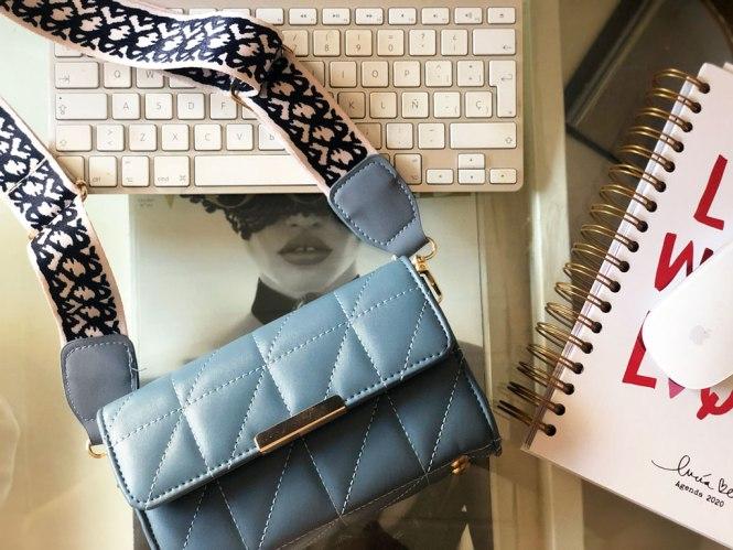 Bolso bandolera estilo Dior de Dresslily