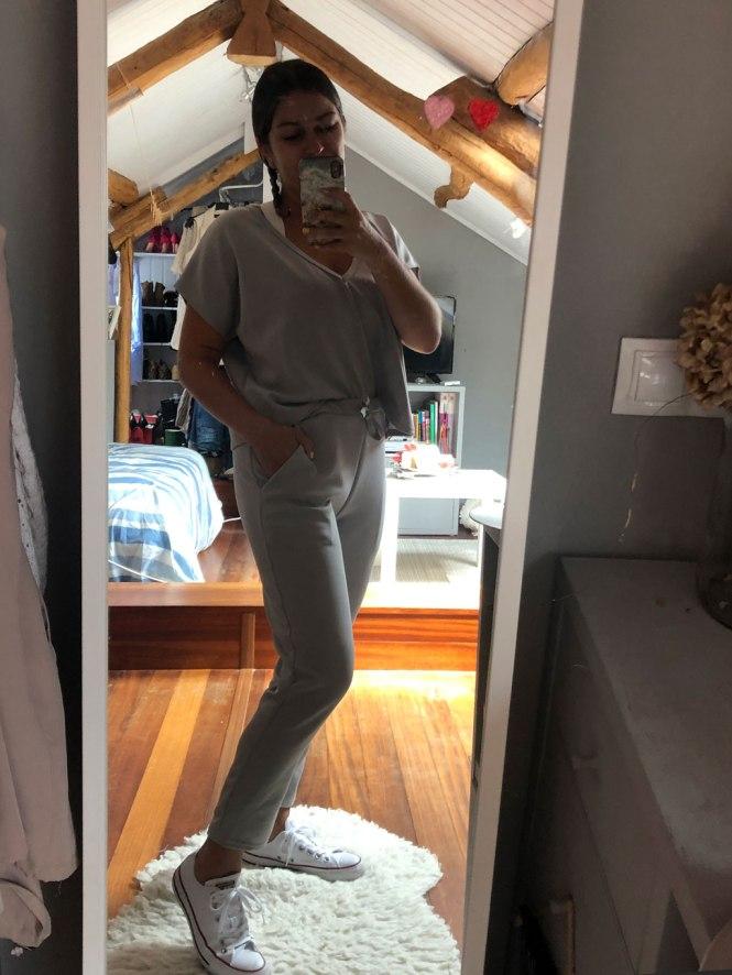 Loungewear Femme Luxe gris
