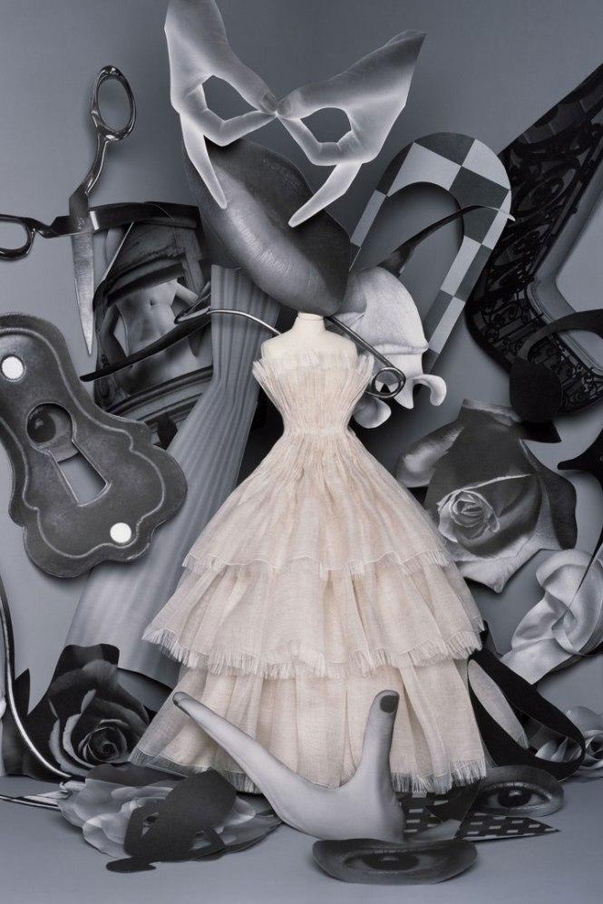 DiorHaute Couture otoño-invierno 2020 2021