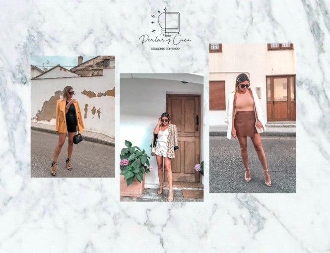 Mis looks de Instagram - Repaso semanal