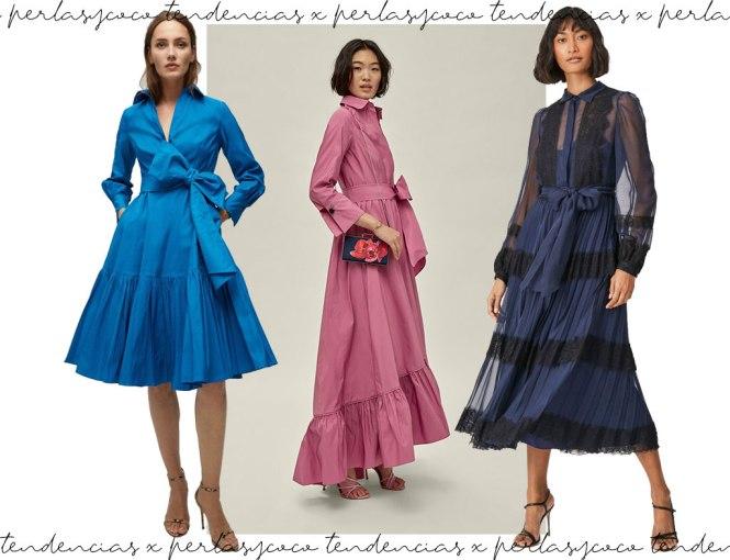 Vestidos camiseros shopping