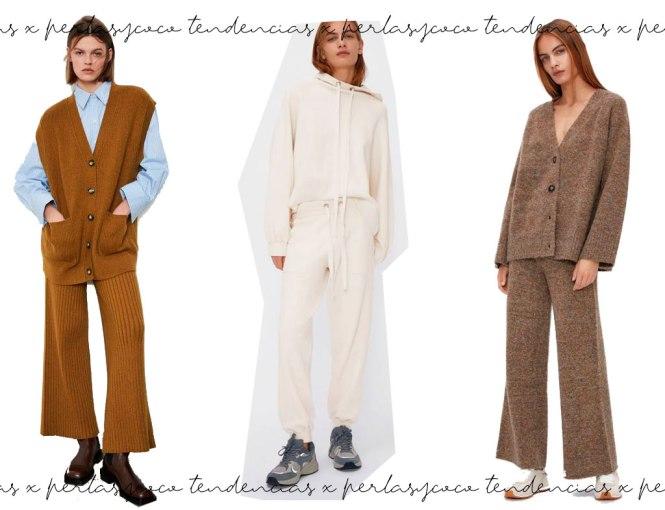 Selección de prendas de Zara New Comfort