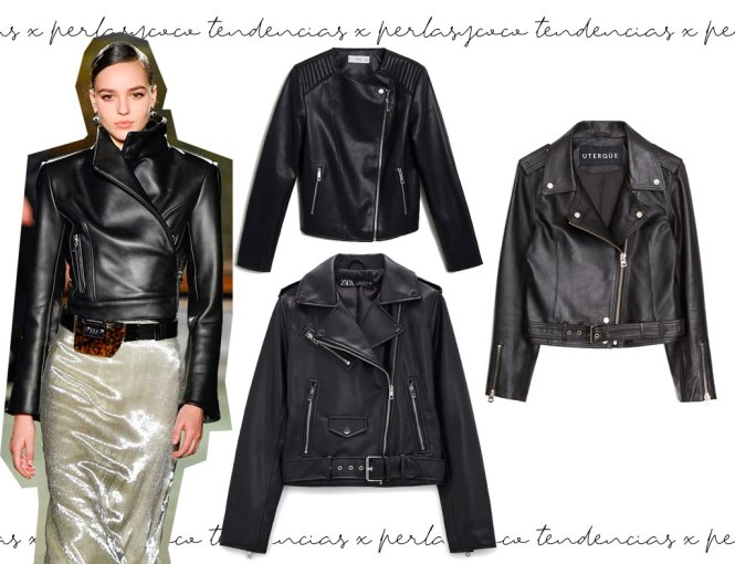 Tendencias AW 20/21 Perfecto negra