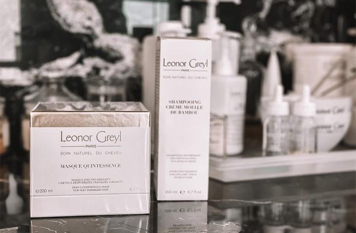Productos cosméticos Leonor Greyl