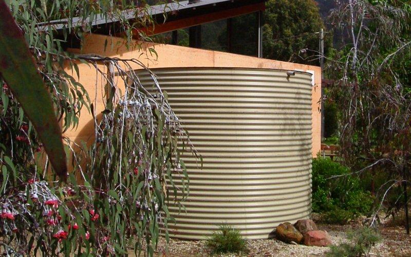 Sfruttare l'acqua piovana in tutta la casa