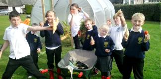 Gatehouse School Permacultura Scozia