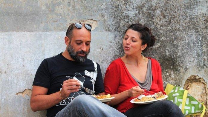 Peppe Arena Manuela Trovato permacultura
