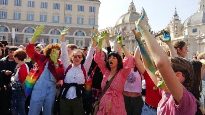 Friday for future roma aprile 2019