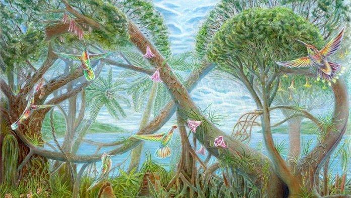 Il lavoro che riconnette ecologia profonda