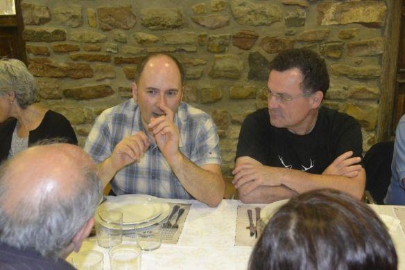 Cena en la Gastronomica