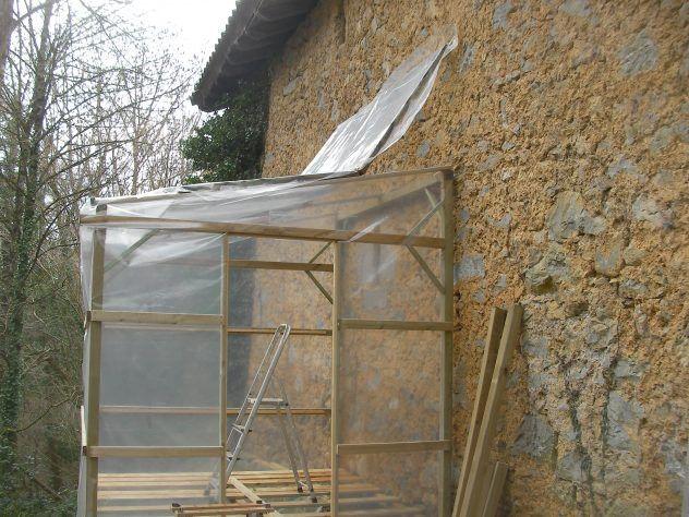 Colocación definitiva tejado